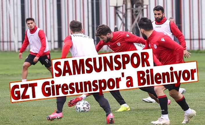 Samsunspor, GZT Giresunspor'a Bileniyor