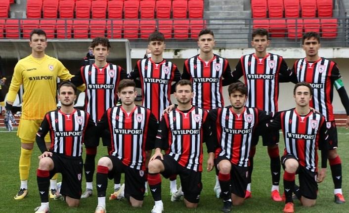 Samsunspor U19 Giresunspor U19'u 3-1 yendi