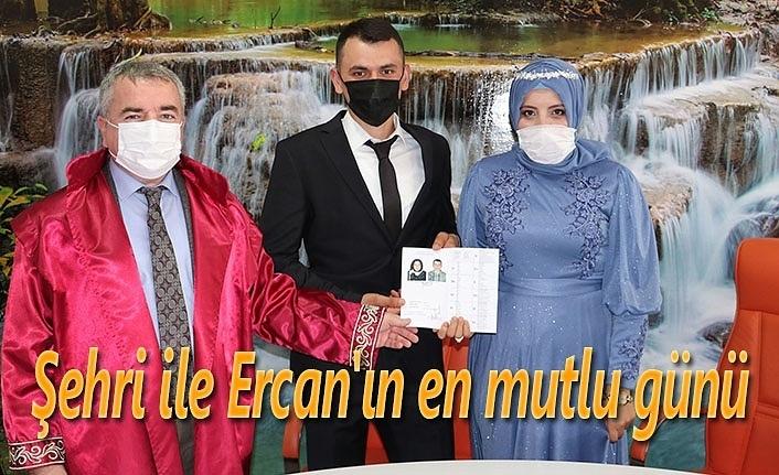Şehri Daş ile Ercan Yavan'ın en mutlu günü