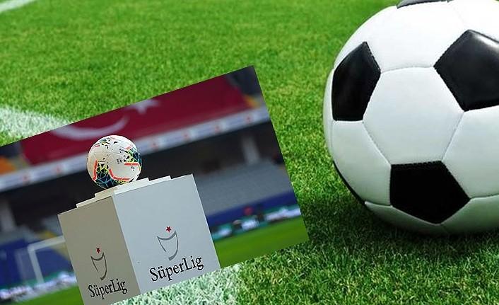 Süper Lig puan durumu, maç sonuçları, haftanın programı