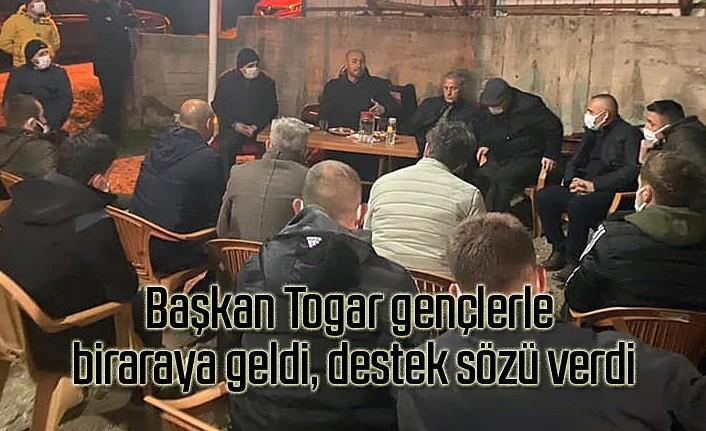 Tekkeköy Belediyesi'nden Gençlere Destek