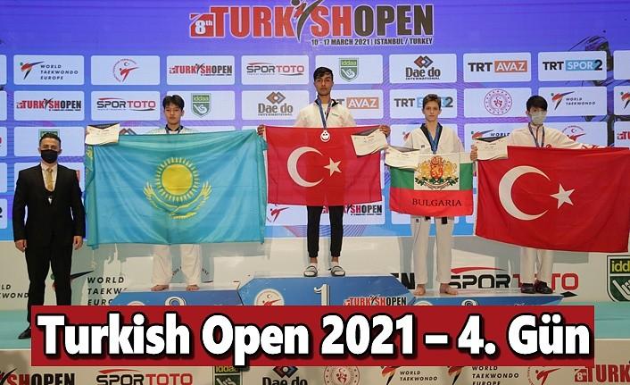 Turkish Open 2021 – 4. Gün