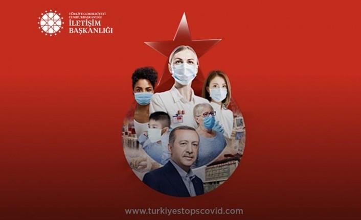 turkiyestopscovid internet sitesi açıldı