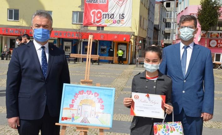 19 Mayıs Belediyesi 23 Nisan Yarışması Sonuçlandı