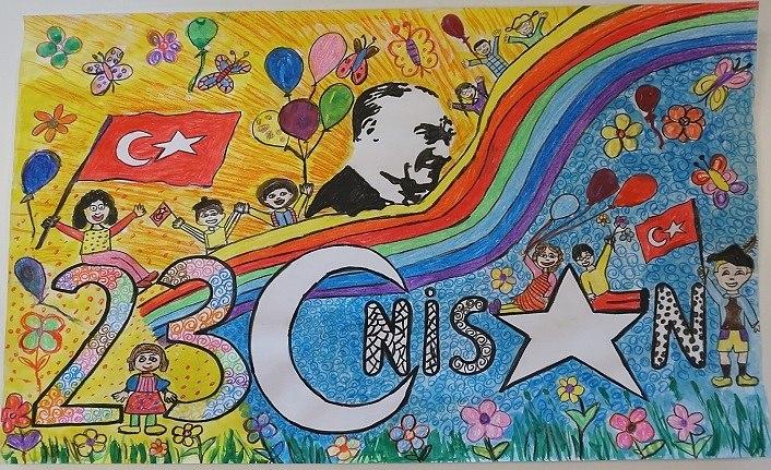 23 Nisan ve Atatürk yarışmasının kazananları belli oldu