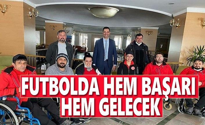 Atakum belediyespor'un son 2 yılI