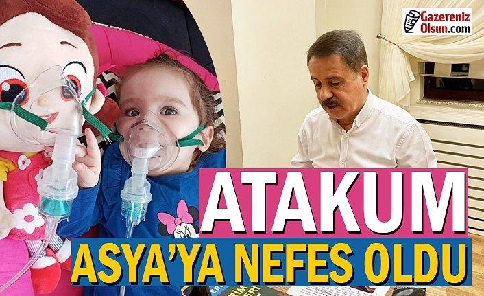 Başkan Deveci'den çağrı:SMA'lı çocuklarımızı hayata tutunduralım