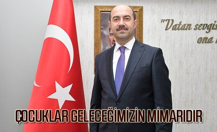 Başkan Kılıç'tan 23 Nisan Mesajı