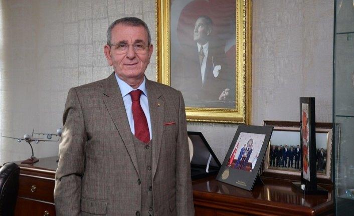 Başkan Murzioğlu'ndan 23 Nisan mesajı