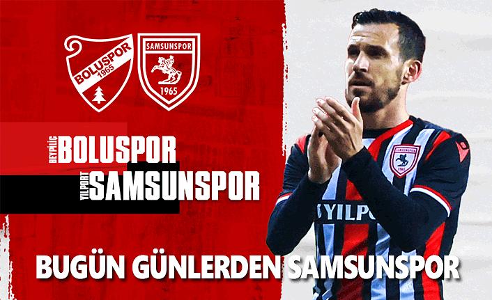 Boluspor - Samsunspor maçı saat kaçta ve hangi kanalda canlı yayınlanacak?