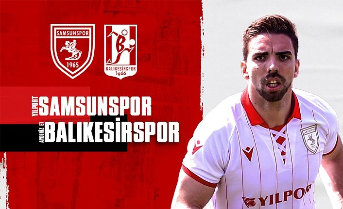 Bugün günlerden Samsunspor, Balıkesirspor maçı canlı yayın!