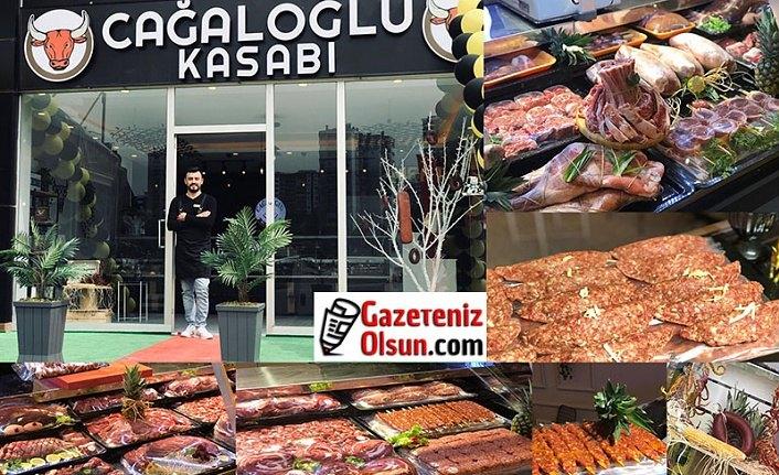 Cağaloğlu Kasabı Atakum'da açıldı - Samsun Haber