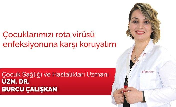 Çocuklarımızı rota virüsü enfeksiyonuna karşı koruyalım