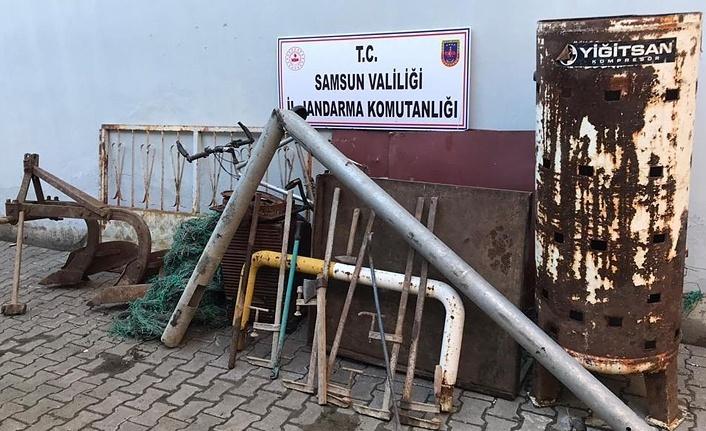 JASAT ekibi hırsızları yakaladı - Samsun Haber