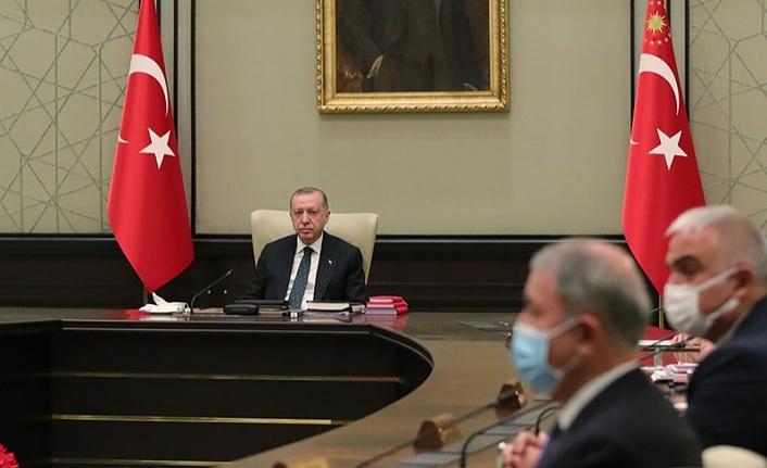 Kabine toplantısı başladı, hangi ek tedbirler gelecek!