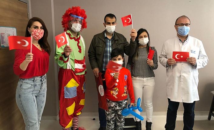 Liv Hospital Samsun'da 23 Nisan Coşkusu