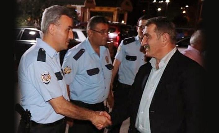 Milletvekili Köktaş, Polis Teşkilatı'nın kuruluş yıl dönümünü kutladı