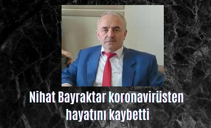 35 yıllık imam Nihat Bayraktar koronavirüsten hayatını kaybetti