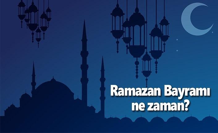Ramazan Bayramı ne zaman? Ramazan Bayramı hangi günlere denk geliyor?
