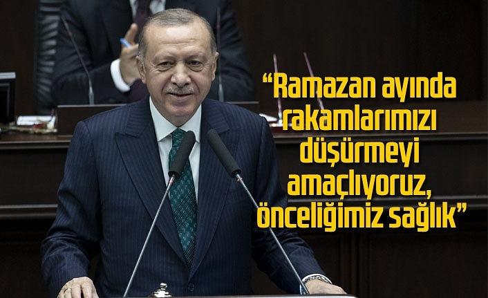 Ramazan'da tam kapanma mı geliyor? Cumhurbaşkanı Erdoğan'dan önemli açıklamalar