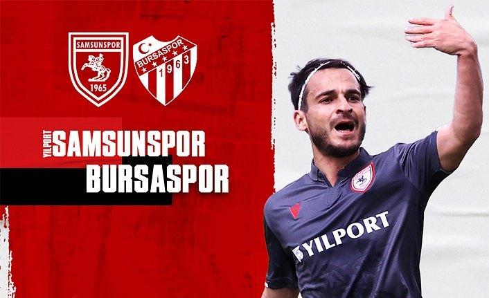 Samsunspor Bursaspor maçı ne zaman saat kaçta hangi kanalda?