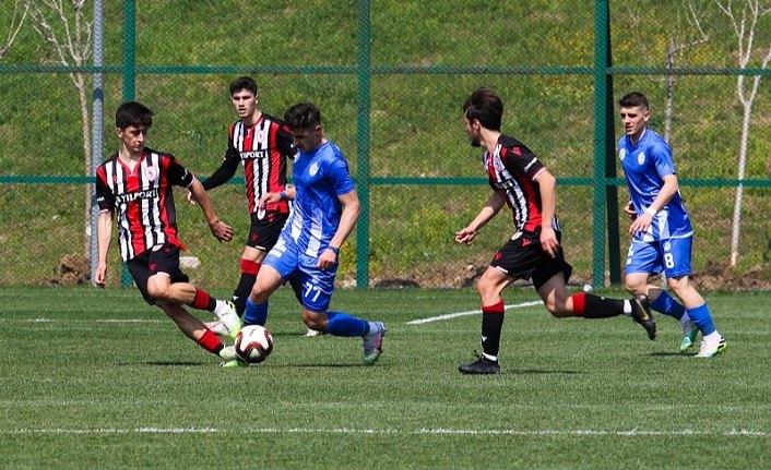 Samsunspor U19 Tuzlaspor U19 ile berabere kaldı
