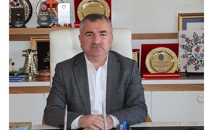 Başkan Özdemir'den 19 Mayıs Atatürk'ü Anma Gençlik ve Spor Bayramı mesajı