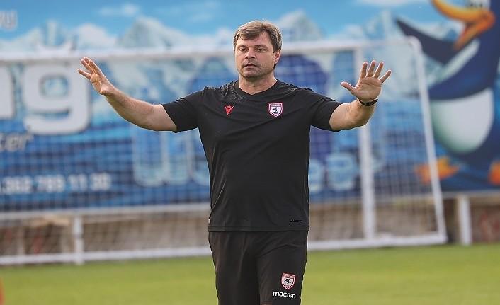 Ertuğrul Sağlam: Süper Lig'e çıkacağımıza yürekten inanıyorum