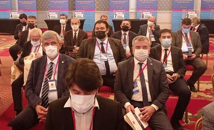 Havza Belediye Başkanı Özdemir, TBB Meclis Toplantısına Katıldı