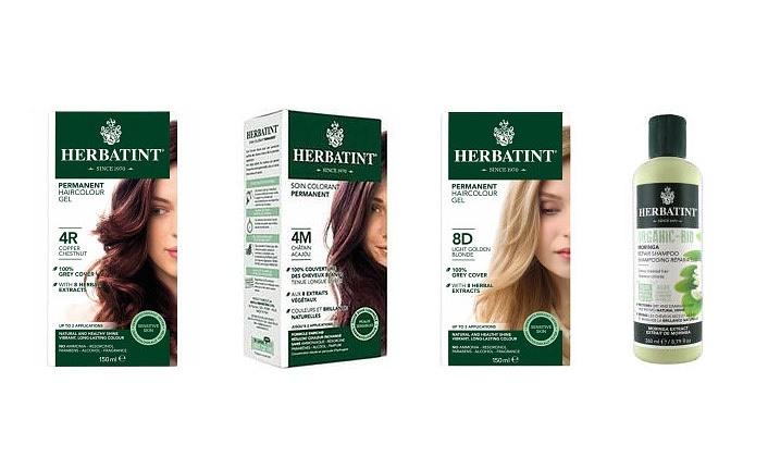 Herbatint Doğal Saç Boyalarını Keşfet!