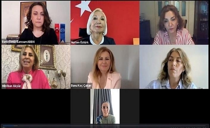 Kadın ve gençlere 'Yeni Nesil İçin Girişimcilik' eğitimi