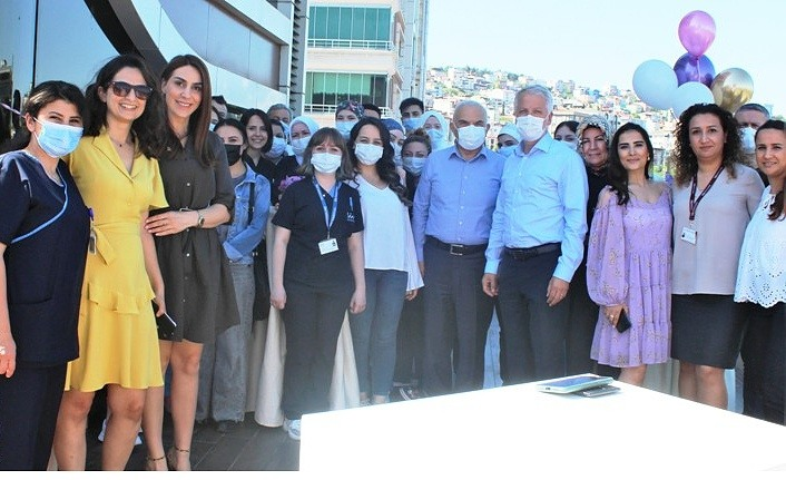Liv Hospital Samsun Hemşireler Haftası'nı kutladı
