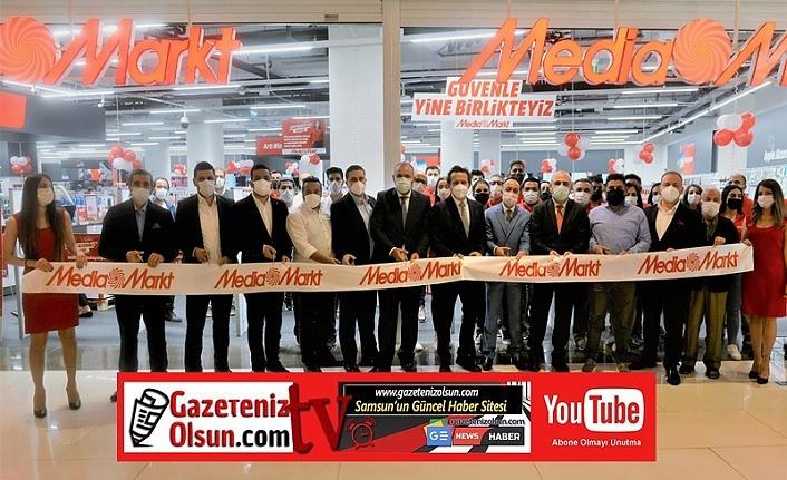 MediaMarkt Van açıldı MediaMarkt Van iletişim