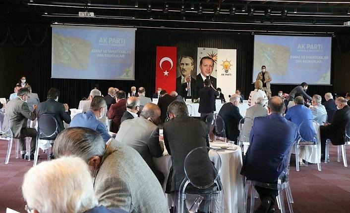 Samsun'da esnaf çalıştayı düzenlendi