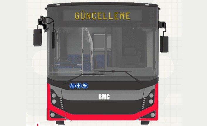 Samsun Tam Kapanma Otobüs Saatleri (3 Mayıs 2021)
