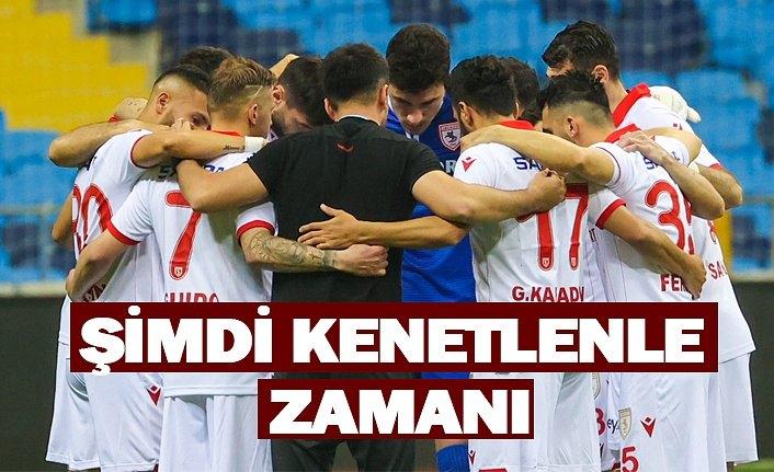 Samsunspor Adanaspor maç sonucu: 2-0 Samsunspor puan durumu