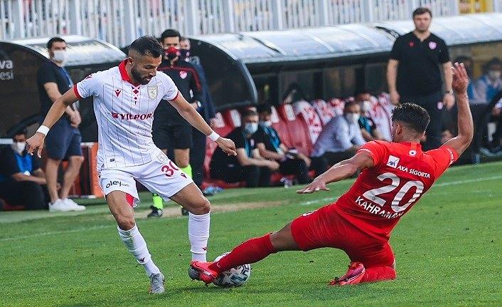 Samsunspor Altınordu maç sonucu: 0-1