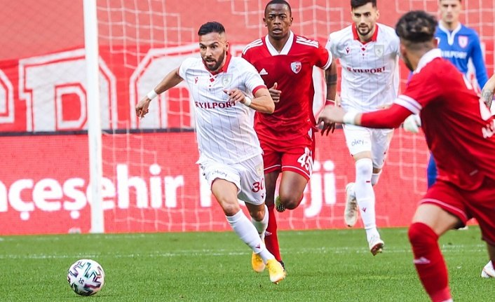 Samsunspor Ankaraspor maç sonucu: 3-1 Samsunspor puan durumu