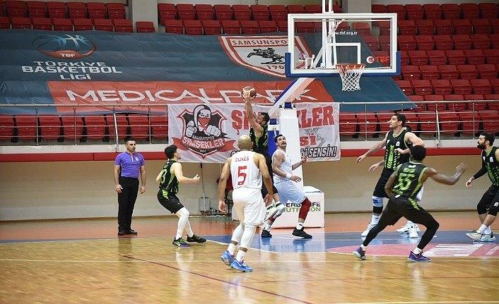 Samsunspor - Manisa Büyükşehir Belediyespor : 73 -65