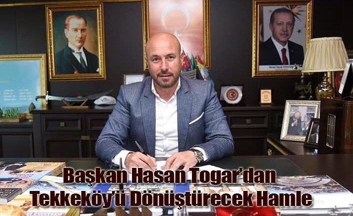 Tarih ve turizimle ilgili proje Tekkeköy'de hayata geçiyor