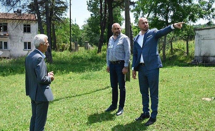 Tekkeköy Belediyesi'nin projeleri tek tek hayata geçiyor