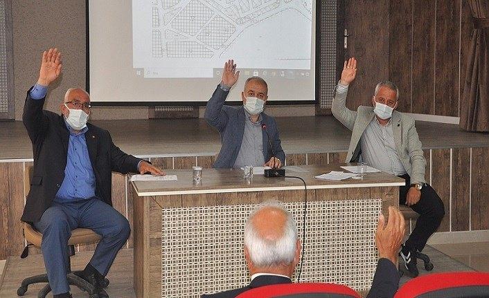 Terme Belediye Meclisi'nden Filistin'e tam destek