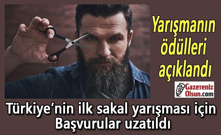 Türkiye'nin ilk sakal yarışması için başvurular uzatıldı