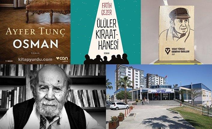 Vedat Türkali Ödülleri sahiplerini buldu - Atakum Haber