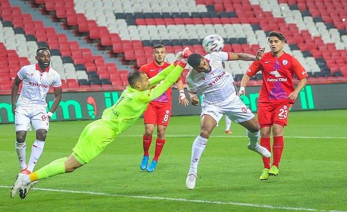 Yılport Samsunspor Altınordu maç sonucu : 2-2