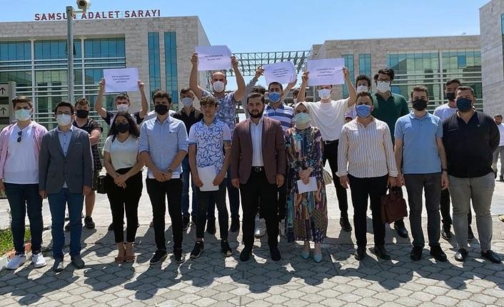AK Parti'li Samsunlu Gençlerden Kılıçdaroğlu'na suç duyurusu