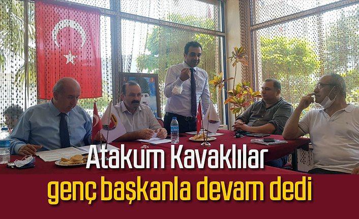Atakum Kavaklılar Erhan Çankaya ile yola devam dedi