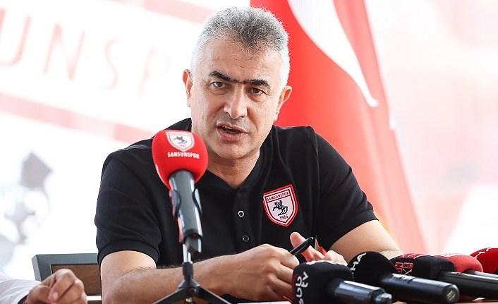 Mehmet Altıparmak: Hedefe oynayan takım olacağız
