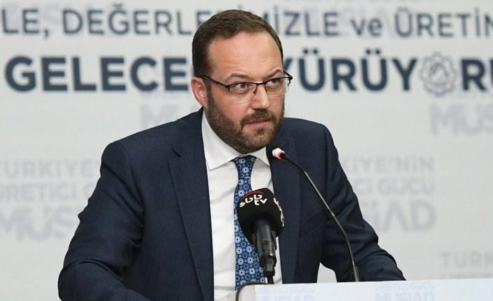 MÜSİAD Samsun'da Hasan Tahsin Şengül dönemi