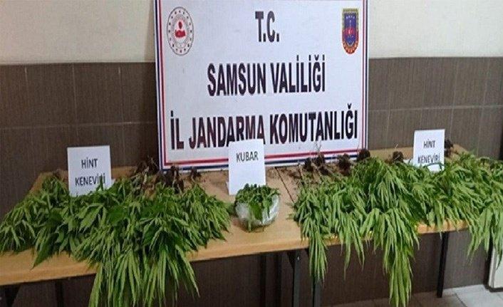 Samsun'da Uyuşturucu Operasyonu! 15 Şahıs Gözaltına Alındı